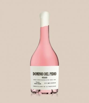 Vino DOMINIO DEL PIDIO rosado 2019