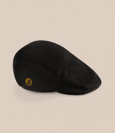 Gorra Inglesa Negra ARCECARNE