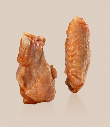 ALITAS DE POLLO BARBACOA 1kg.